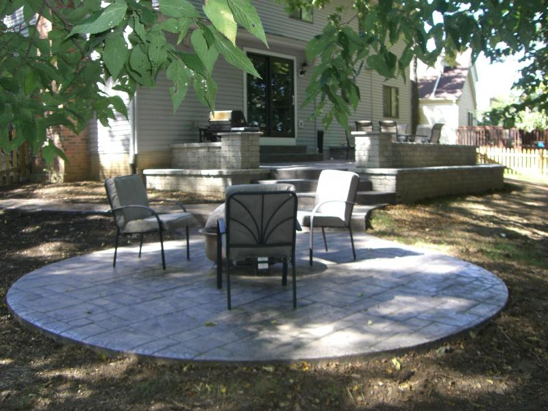 patio designs gallery